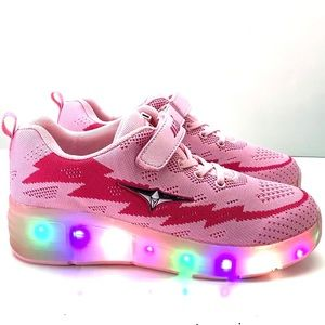 Women's shoes with roller and lights - EUR 39